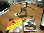 1992 Kenner Starting Lineup Frank Thomas Chicago White Sox with Poster