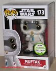 FUNKO POP STAR WARS 2017 ECCC SPRING CONVENTION MUFTAK #173 MIMB In Stock