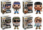 FUNKO POP TELEVISION DUCK DYNASTY UNCLE SI PHIL WILLY JASE Set Of 4 MIMB In Hand