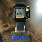 RARE Vintage 1987 Casio JP 100W Digital Pulsecheck Watch Made in Japan Mod 509
