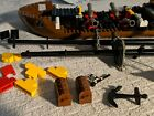Lego Huge Pirate 6285 10210 6280 6274 6272 Ship Boat Vintage Set Parts Lot
