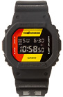 Casio G-Shock x The Hundreds Limited Edition Digital Watch - Black DW5600HDR-1