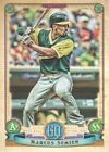 2019 Topps Gypsy Queen Baseball Variations Guide 121