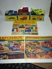 3 Vintage 60s Matchbox Cars In Boxes55 Police13 BP Dodge35 Snow TracCatalogs
