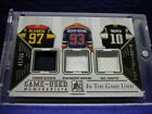 2015 Leaf In The Game Used Hockey Cards 13