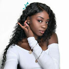 Curly 360 Lace Frontal Wig Pre Plucked Baby Hair 100% Brazilian Remy Hair