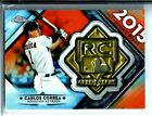 Detailed Carlos Correa Rookie Cards Guide and Checklist 26