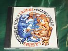 L.A. Guns Signed CD Vicious Circle Japanese Import Tracii Guns Autographed LA