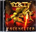 Y&T- Facemelter CD (2010 Album) +1 Bonus Track Y AND T Hard Rock