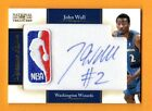 John Wall National Convention Exclusive Cards Offer Collectors a Pair of Hidden Gems 5