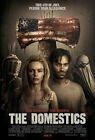 The Domestics 2018 DVD Post Apocalyptic Mad Max meets The Purge