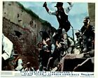 The Leopard Original Lobby Card Luchino Visconti epic battle scene 1963