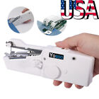 Portable Sewing Machine Quick Stitch Sew Compact Mini Electric Hand Held Travel