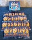 Animaniacs 1995 Topps Box of Trading Cards With 35 Packs Opened Box