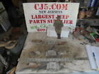 1976 86 JEEP CJ7 HARD TOP LIFTGATE INSIDE BOTTOM LOCKING LATCHES WITH CABLES