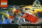 LEGO Star Wars Return of the Jedi A Wing Fighter Set 7134
