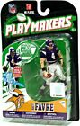 NFL Minnesota Vikings Playmakers Series 1 Brett Favre Action Figure