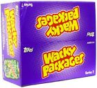 Wacky Packages Series 7 Trading Card Sticker Box [24 Packs]