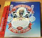IRON MAIDEN 10CD Box The First Ten Years Booklet OBI Japan limited TOCP 6181 9