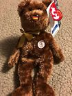 Ty Beanie Baby 2002 FIFA World Cup Brown Bear Germany    Champion