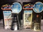 2 Rare 1980s Dapol Doctor Who Figures Davros And A Dalek