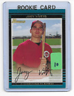 Joey Votto Rookie Cards and Autographed Memorabilia Guide 5
