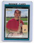 Joey Votto Rookie Cards and Autographed Memorabilia Guide 7