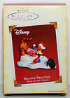 2005 BOUNCE PRACTICE Tigger NEW SD Box Hallmark Winnie the Pooh Ornament DISNEY