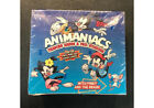 1995 Topps Animaniacs Factory Sealed Full Box of Trading Cards With 36 Packs