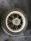 2005 Ktm 50sx Junior Front Wheel And Tire 50 Sx