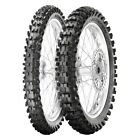 For Honda CRF110F 13-18 Pirelli Scorpion MX32 Mid Soft Front Tire 60/100-14