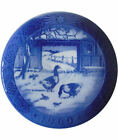 Royal Copenhagen 1969 Christmas Plate