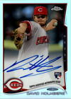 2014 Topps Chrome Baseball Cards 17