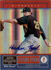 2011 Playoff Contenders Baseball Short Prints 10
