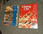 Weight Watchers Food Companion 1997  Dining Out 2002 Books