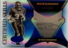 2005 Leaf Certified Materials Football 8