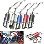 Scooter Short Performance Exhaust System GY6 50cc 150cc Chinese Scooter Parts