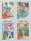1984 Topps Complete Hand Collated Baseball Set 1-792 Mattingly, Strawberry RC