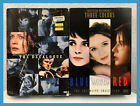 Krzysztof Kieslowskis The Decalogue  Three Colors DVDs Pre Owned