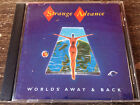 STRANGE ADVANCE - Worlds Away And Back CD New Wave / Pop Rock