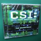 CSI: CRIME SCENE INVESTIGATION CD John Keane TV Soundtrack Bliss Curve 2002 OST