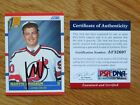 Martin Brodeur Cards, Rookie Cards and Autographed Memorabilia Guide 40