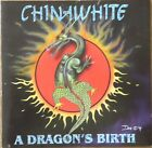 CHINAWHITE A DRAGON'S BIRTH CD JEWEL CASE FIRST PRESSING 1997 HARD ROCK