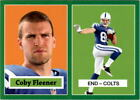 2012 Topps Football 1957 Rookies Green Guide 39