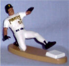 1998 Tony Womack Open Starting Lineup- Pittsburgh Pirates