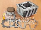 Cylinder Top End Kit Piston Rings Gasket Assy Fits Honda XR400R
