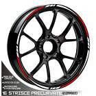 Trims Wheel Two-Coloured Wheel Red White Sym Hd2 125-200
