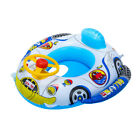 Kids Baby Seat Swimming Swim Ring Pool Aid Trainer Beach Float Inflatable Toy US