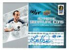 2012 Upper Deck Industry Summit Signature Icons Autograph Landon Donovan 10 25