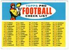 1957 Topps Football Cards 11